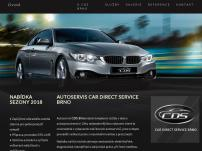 CAR DIRECT SERVICE BRNO