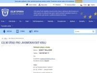 Celní úřad pro Jihomoravský kraj