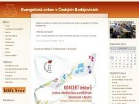 Farní sbor Českobratrské církve evangelické v Českých Budějovicích