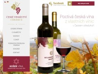 Podniková prodejna - Vinárna U Divocha