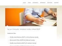 Ing. Jan Chaloupka - Komplexní služby v oblasti BOZP