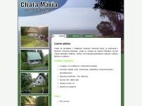 Chata Mária - rekreačná chata na Oravskej priehrade