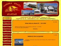 Horská chata Spartak