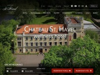 Hotel Chateau St. Havel **** –  wellness hotel