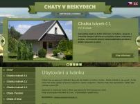 Chaty v Beskydech – ubytování u Ivánku