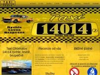 Taxi Chomutov