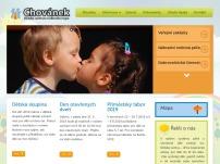 Chovánek-dětské centrum rodinného typu
