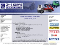 CH + S SERVIS, s.r.o.