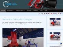 CINK Hydro-Energy - MALÉ VODNÍ ELEKTRÁRNY