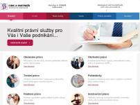 Advokátní kancelář Plzeň - Mgr. Ing. Pavel CINK