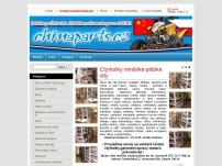 Náhradní díly na čínské čtyřkolky a minibike, skútry - CINGEL a spol. s.r.o.