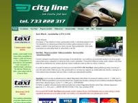 CITY LINE Taxi Plzeň