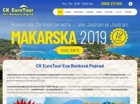 Eva Benková - EURO - TOUR