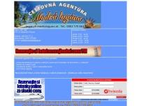Bronislava Witkovská - Cestovná agentúra MODRÁ LAGÚNA