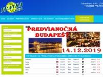 FRANKA TOUR - Cestovná kancelária, Hlavná 137, Prešov