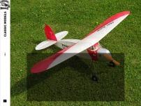 Classic models – modely letadel