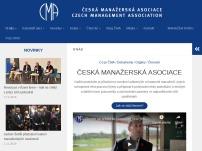 ČESKÁ MANAŽERSKÁ ASOCIACE o.s.