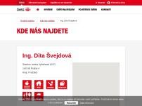 Ing. Dita Švejdová