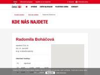 Radomila Boháčová