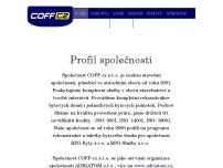 COFF - CZ s.r.o.