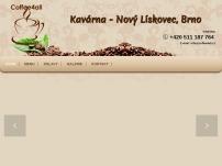 Kavárna - Nový Lískovec