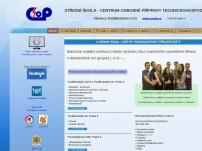 Střední škola - Centrum odborné přípravy technickohospodářské Praha