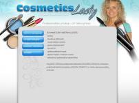 Cosmetics Lady – Lenka Milenovská