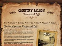 HOTEL COUNTRY SALOON – VRANOV NAD DYJÍ