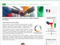 Česko-pobřeží slonoviny smíšená průmyslová a obchodní komora
