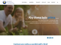 Centrum pro rodinu a sociální péči