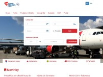 České aeroline a.s. - Cargo