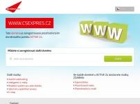 CS Expres, a.s.