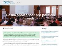 Česká společnost pro politické vědy