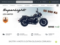 Moto shop Hombráč.cz