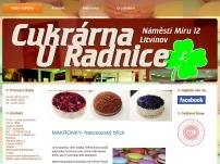 Restaurace a Cukrárna U Radnice
