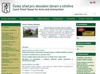 Český úřad pro zkoušení zbraní a střeliva