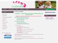 CVIČENÍČKO - veselé cvičení pro děti v Brně