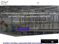 CVP Galvanika - KOMAS, s.r.o.