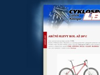 Ludvík Killinger – Cyklosport LBK