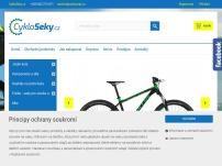 Cykloseky - prodej jízdních kol a příslušenství