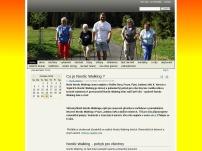 Nordic Walking Barborka team