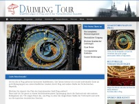 Däumling Tour – Mgr. Věra Palečková