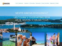 Chorvatsko - C.A. DALMA TOUR