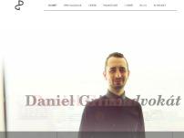 Mgr. Daniel Grimm, advokát – advokátní kancelář