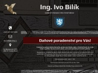 Ing. Ivo Bilík – daňový poradce