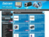 DATRAM Plus s. r. o. – e-shop
