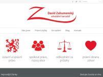 Advokátní kancelář David Zahumenský