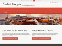 Davis & Morgan  - Ready-made spoločnosti a Virtuálne sídlo
