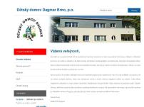 Dětský domov Dagmar, Brno