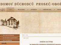 Domov důchodců Proseč-Obořiště, příspěvková organizace